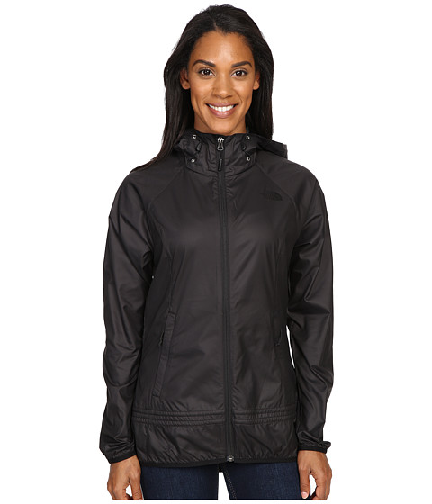 The North Face Fastpack Wind Jacket - TNF Black Heather