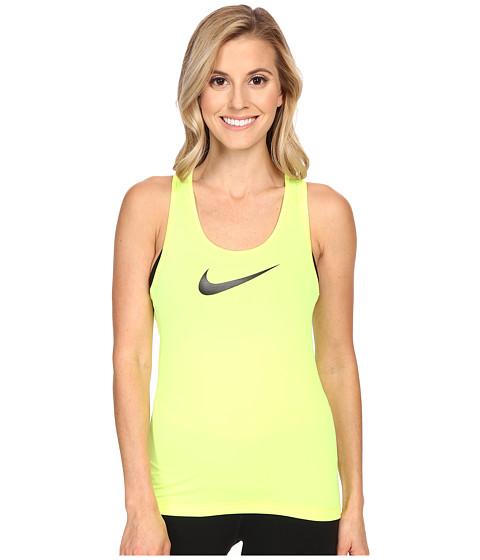 Nike Pro Cool Training Tank Top - Volt/Black
