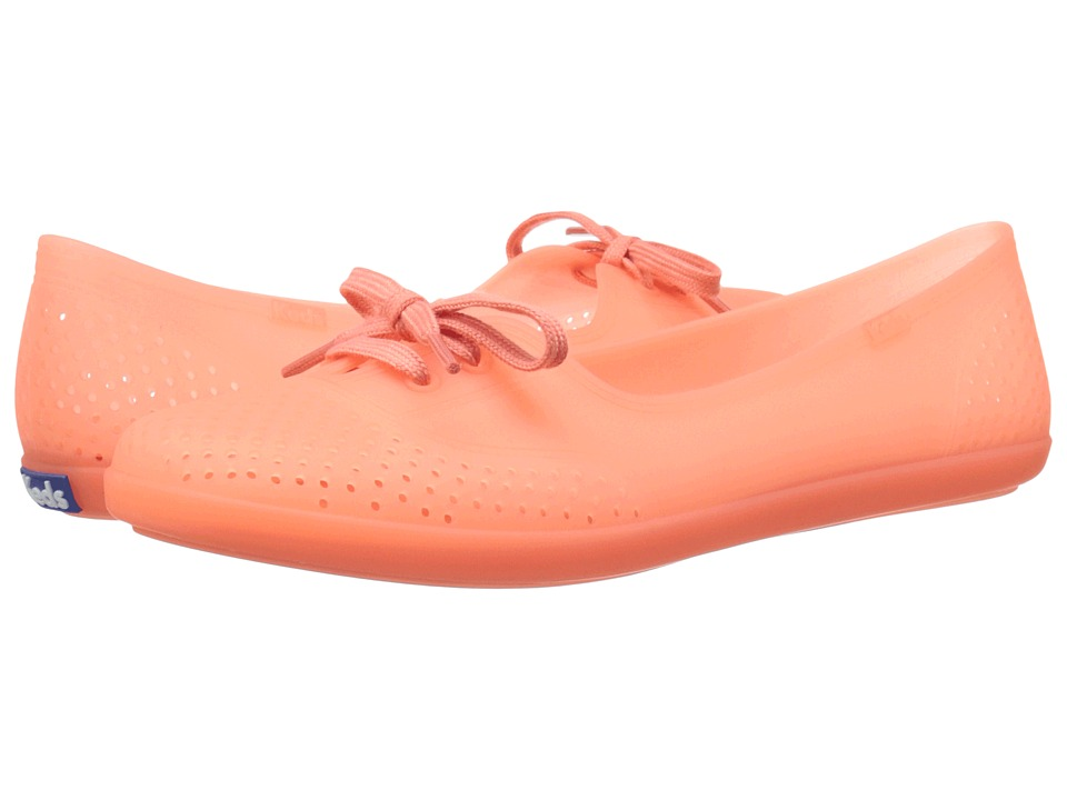 Keds Teacup Jelly Coral Womens Lace up casual Shoes