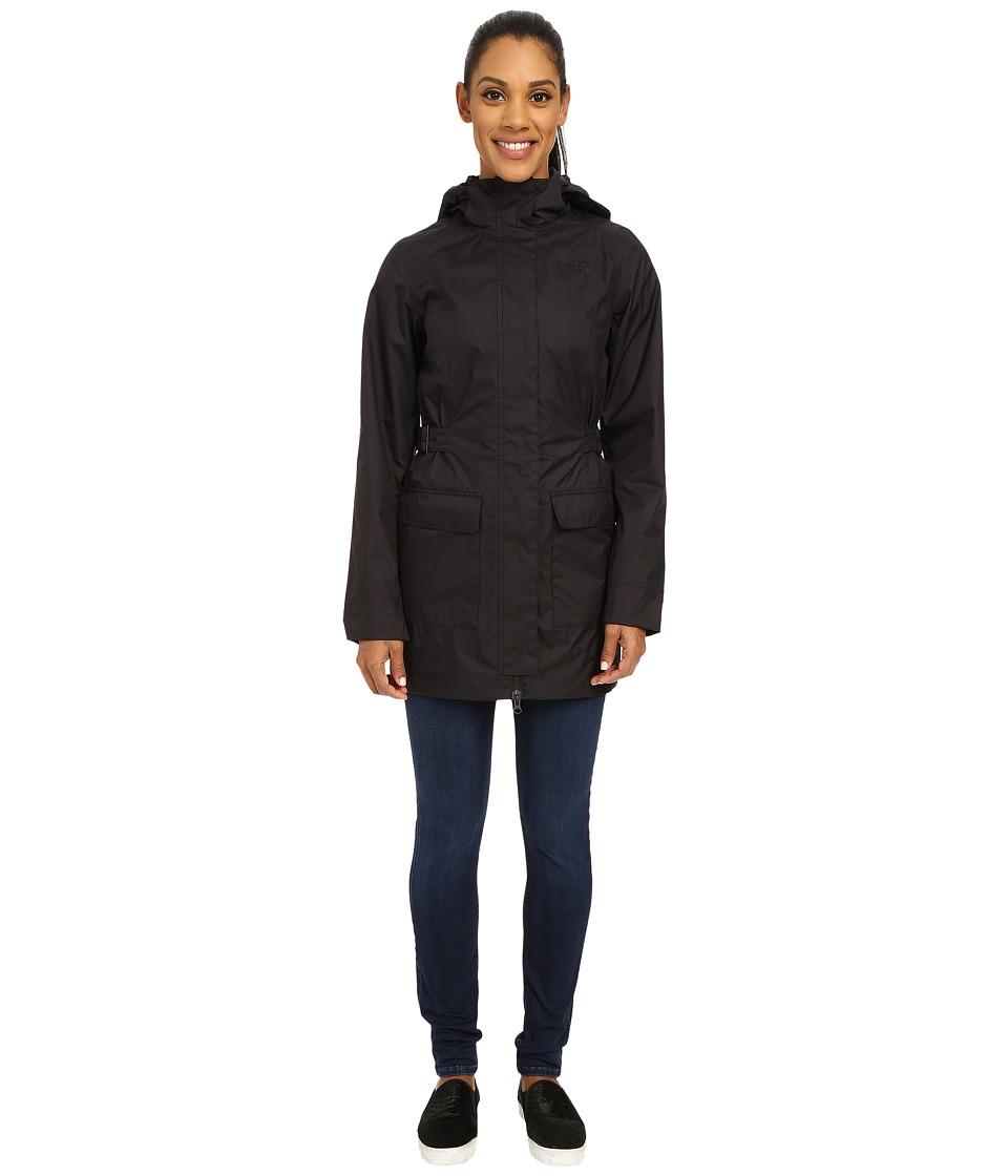 The North Face - Tomales Bay Jacket (TNF Black (Prior Season)) Womens Coat