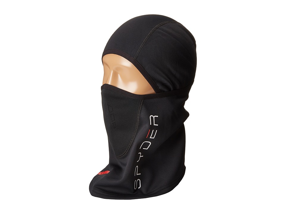 Spyder - Arctyc Pivot Balaclava (Black) Cold Weather Hats
