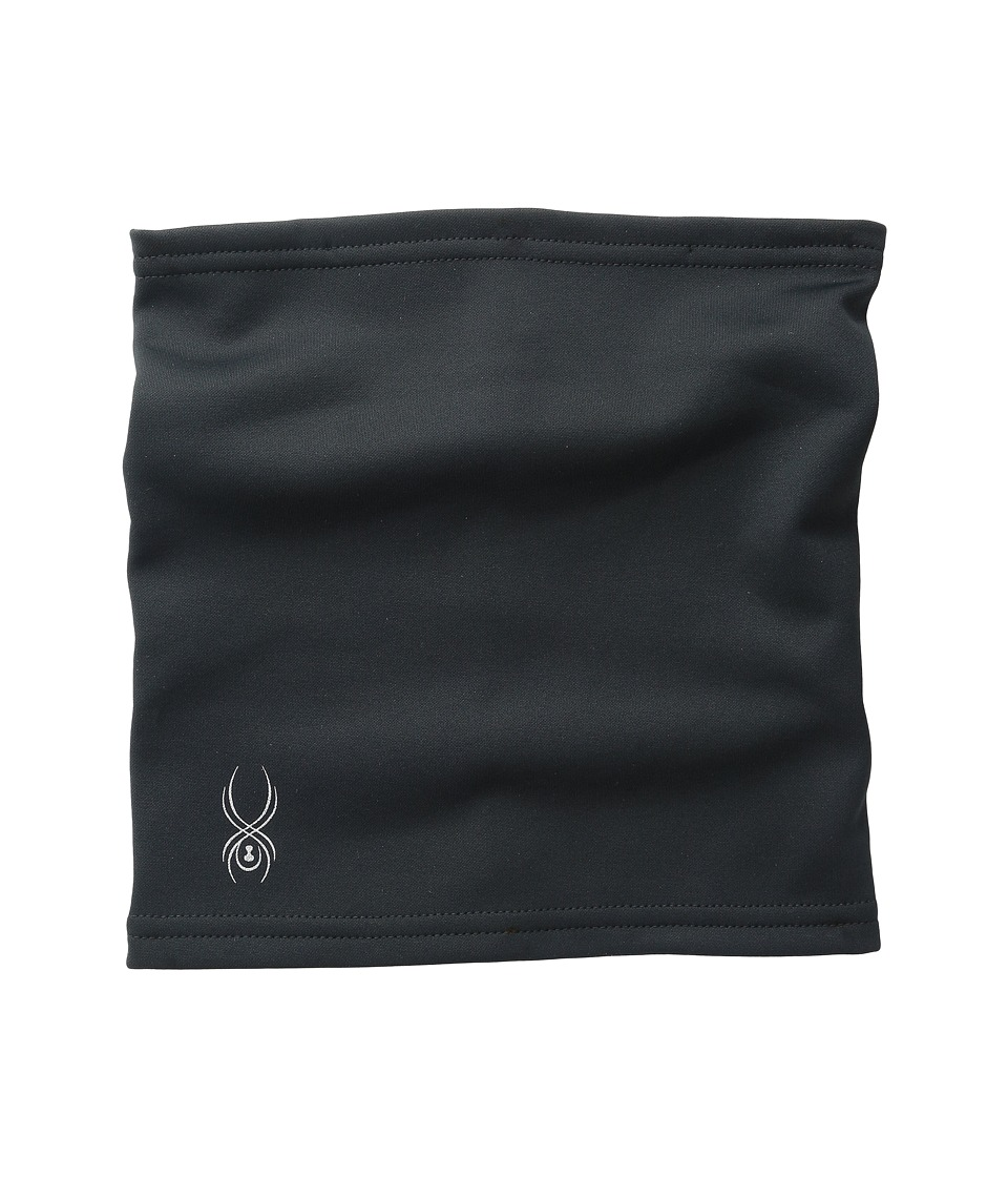 Spyder - Shield Fleece Neck Gaiter (Black) Cold Weather Hats