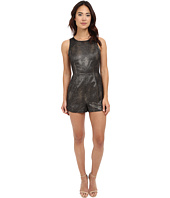 Jack by BB Dakota - Piccolo Bronze Animal Jacquard Romper