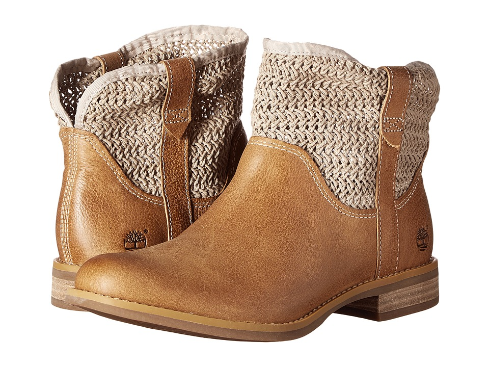 Timberland Savin Hill Ankle Boot Tan Womens Boots