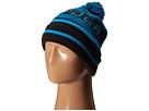 Spyder Icebox Hat (Black/Electric Blue/Concept Blue)