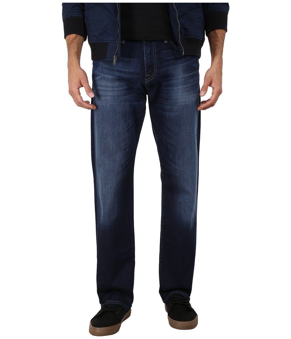 Mavi Jeans - Myles Midrise Straight Leg in Dark Williamsburg (Dark Williamsburg) Mens Jeans