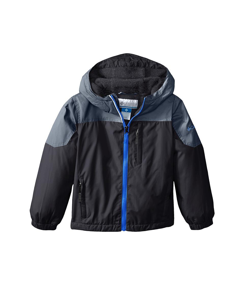 Columbia Kids - Ethan Pondtm Jacket (Little Kids/Big Kids) (Black) Boys Coat