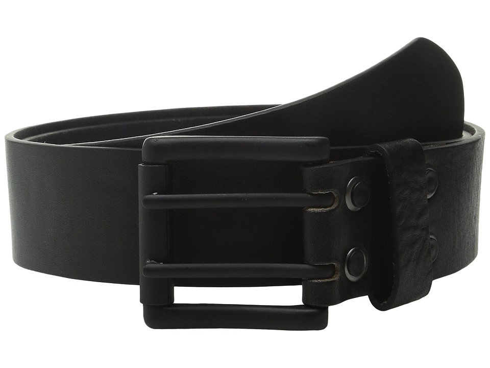Bill Adler 1981 Electric Flag Black/Black Mens Belts