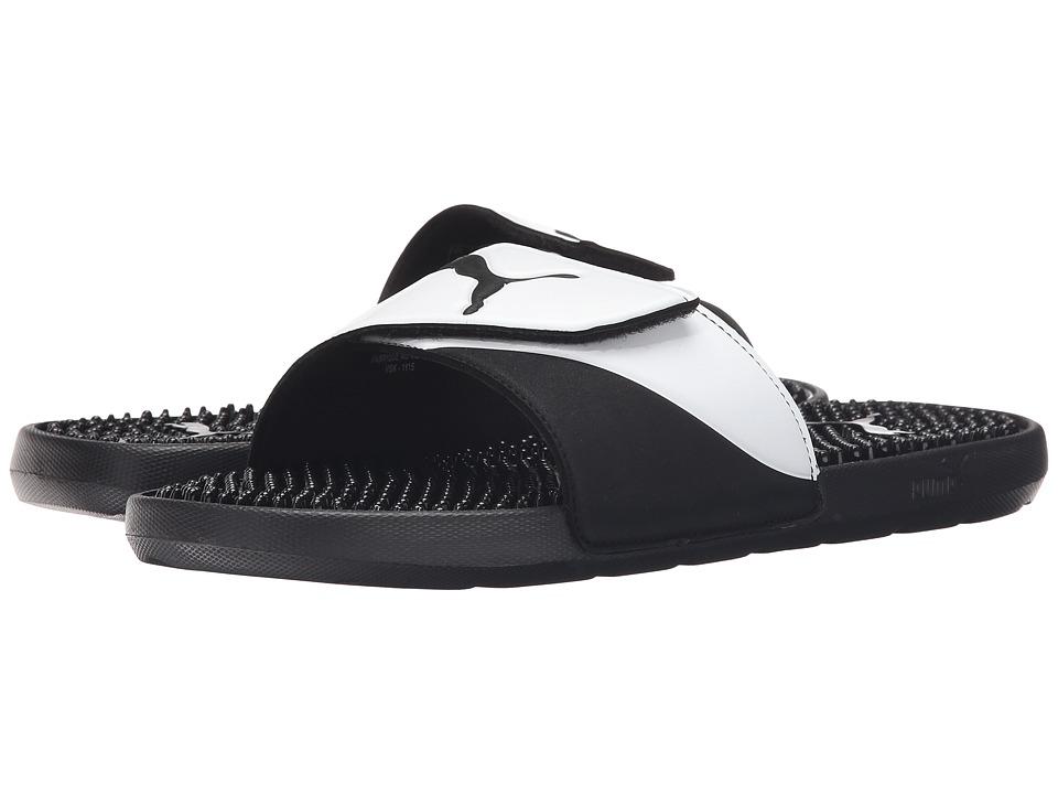 PUMA - Starcat TPR (Black/White) Men