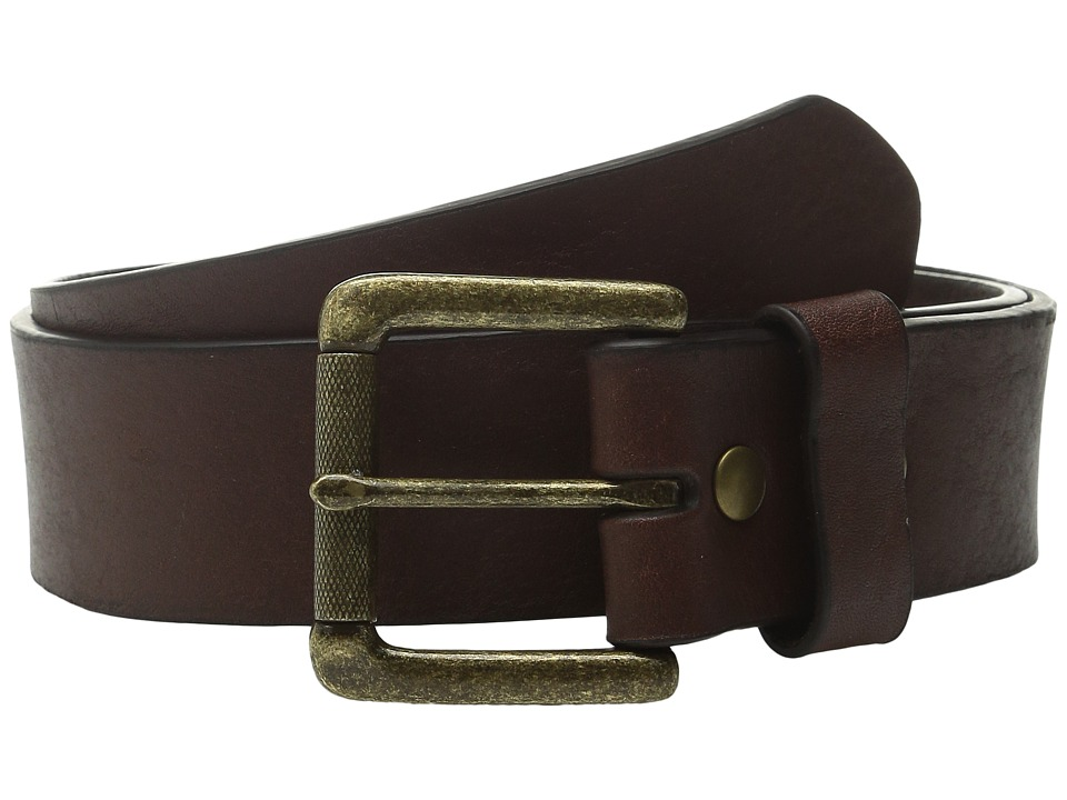 Bill Adler 1981 Jaxson Brown Mens Belts