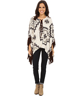 Double D Ranchwear - Silver Hills Poncho