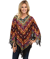 Double D Ranchwear - Chicora Blanket Poncho