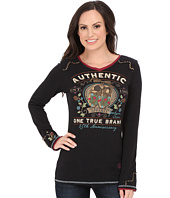 Double D Ranchwear - Authentic Moccasin Tee