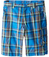 Columbia Kids - Silver Ridge™ III Plaid Shorts (Little Kids/Big Kids)