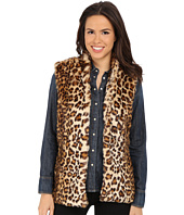 Double D Ranchwear - Leopardos Vest