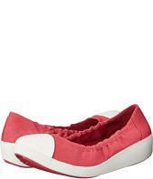 FitFlop - F-Pop Ballerina Canvas™