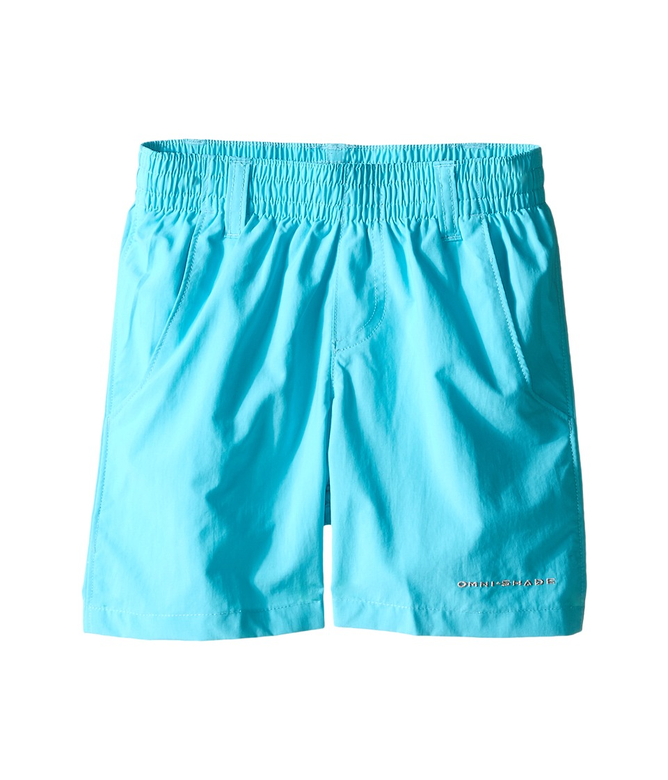 Columbia Kids Backcast Short Little Kids/Big Kids Opal Blue Boys Shorts