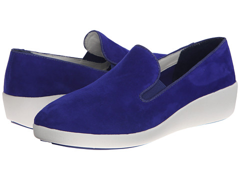 FitFlop F-Pop Skate Suede™