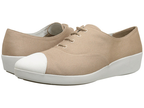 FitFlop F-Pop Oxford Canvas™