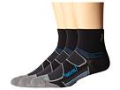 Feetures Eliter Ultra Light Quarter 3-Pair Pack