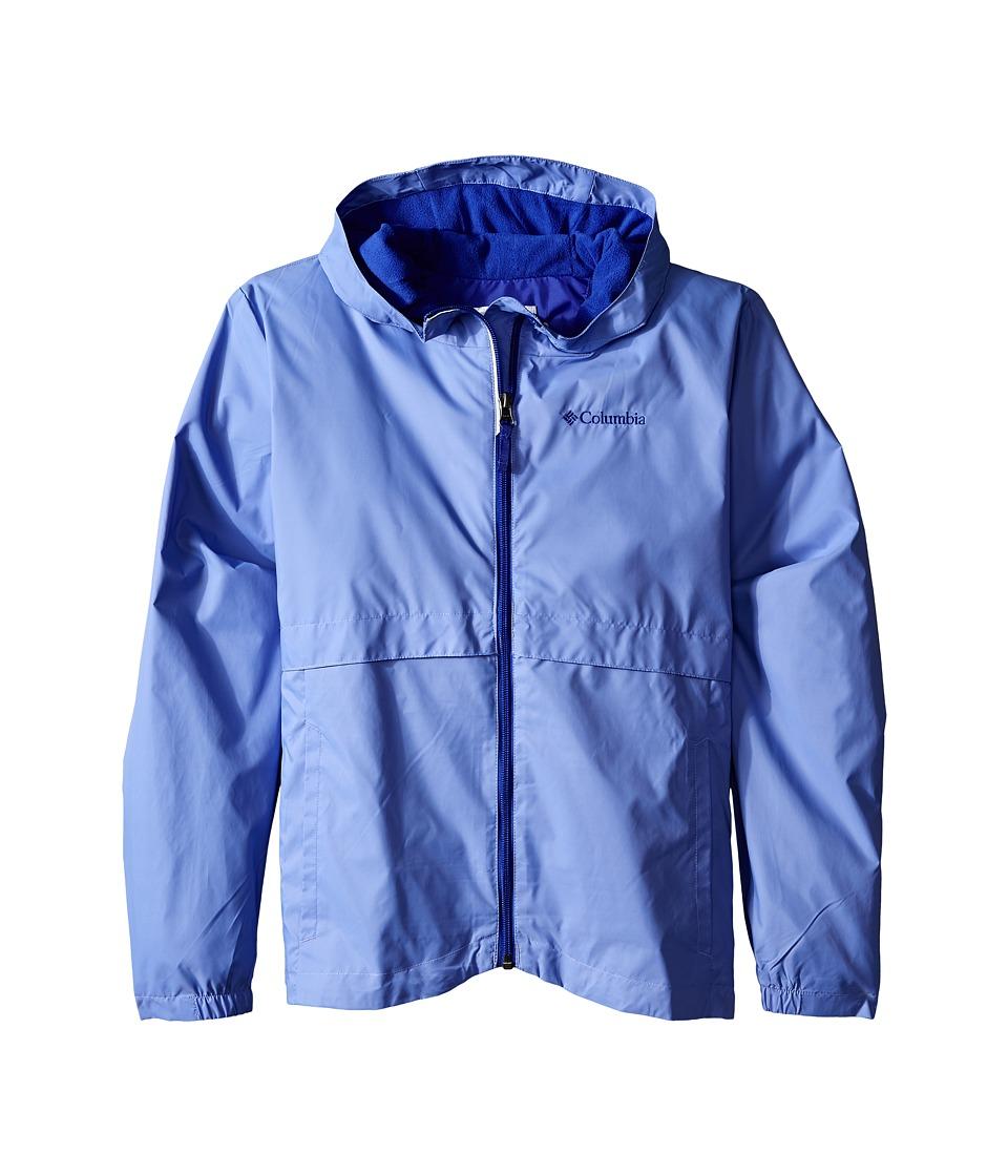 Columbia Kids Rain Zilla Jacket Little Kids/Big Kids Pale Purple Girls Coat