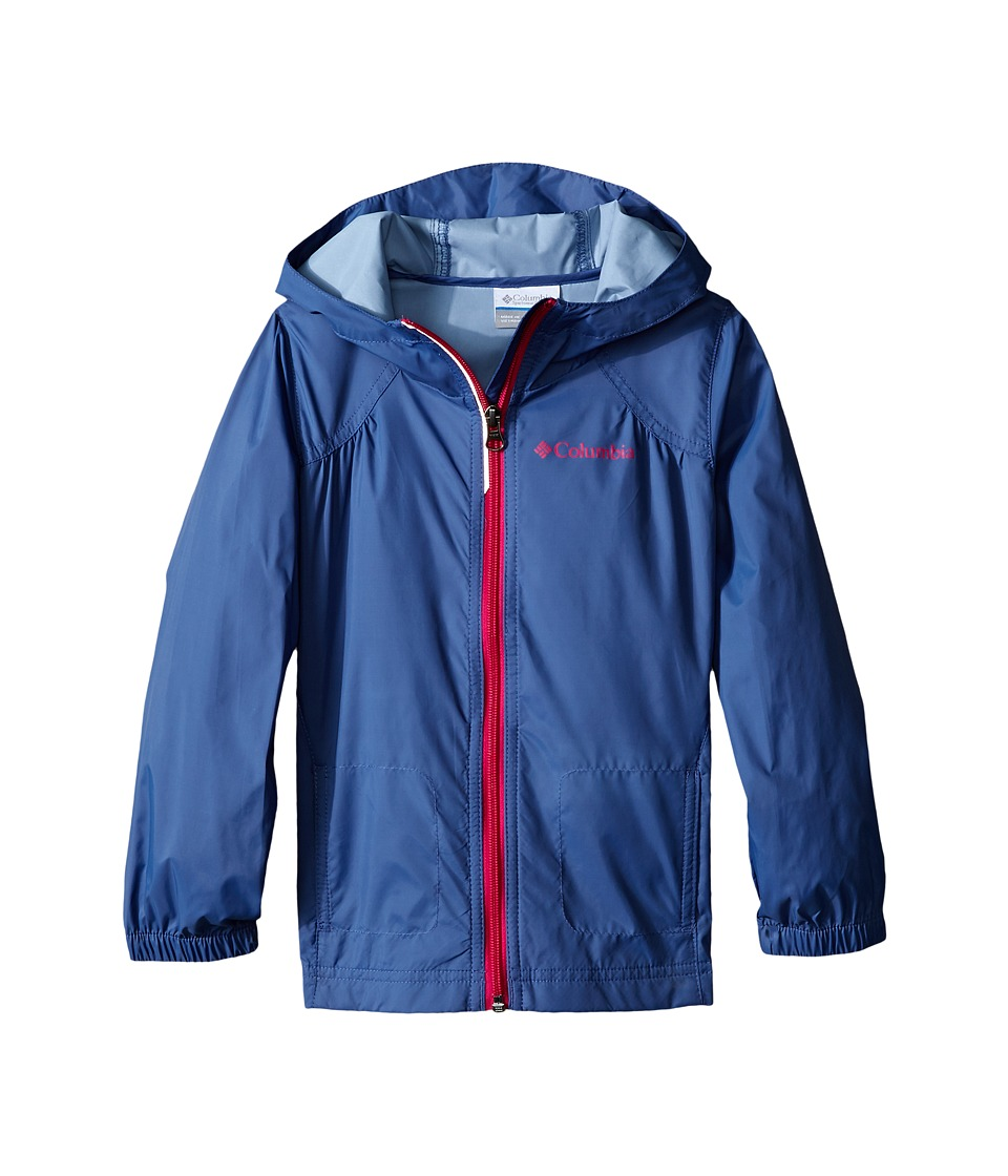 switchback girls Don't miss this great summer deal on columbia youth girls' switchback rain jacket - medium - fairytale / white from columbia.