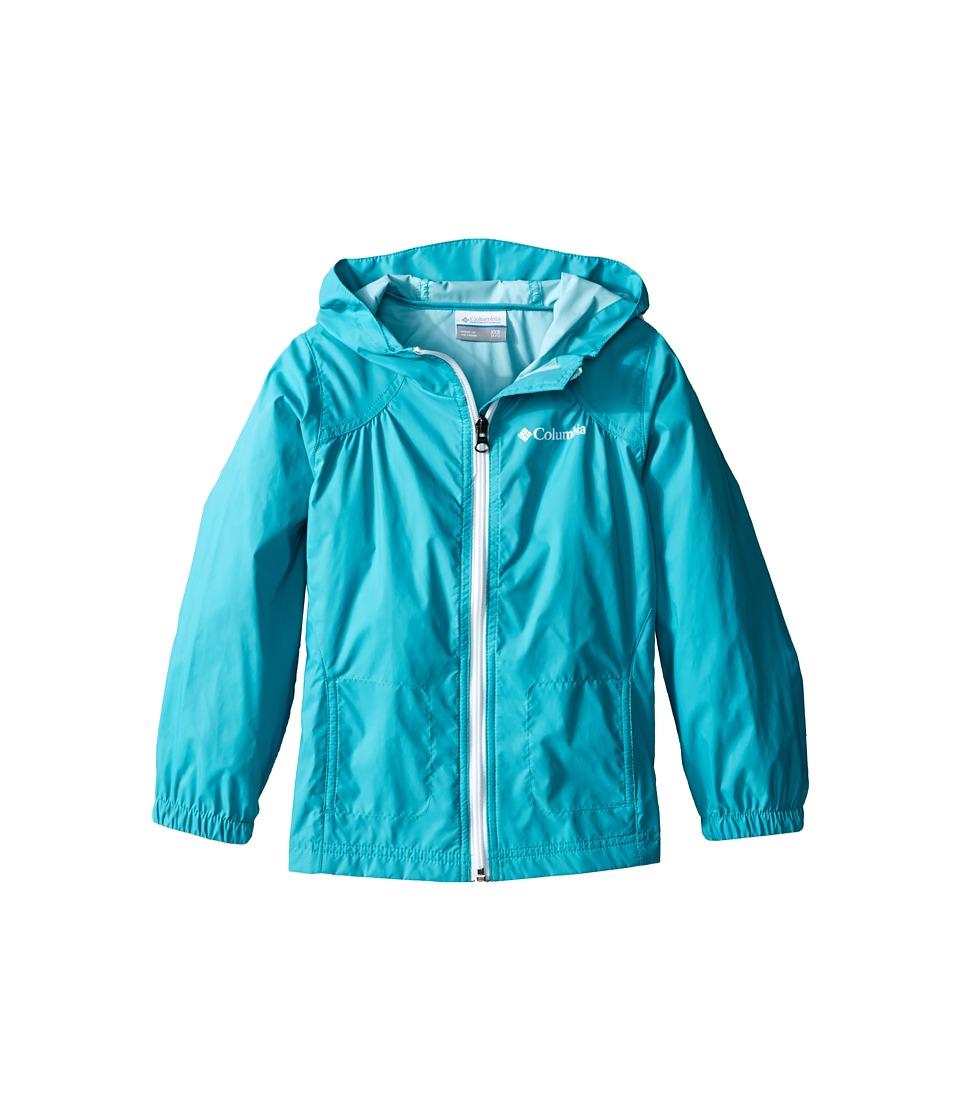 Columbia Kids Switchback Rain Jacket Little Kids/Big Kids Miami Girls Jacket