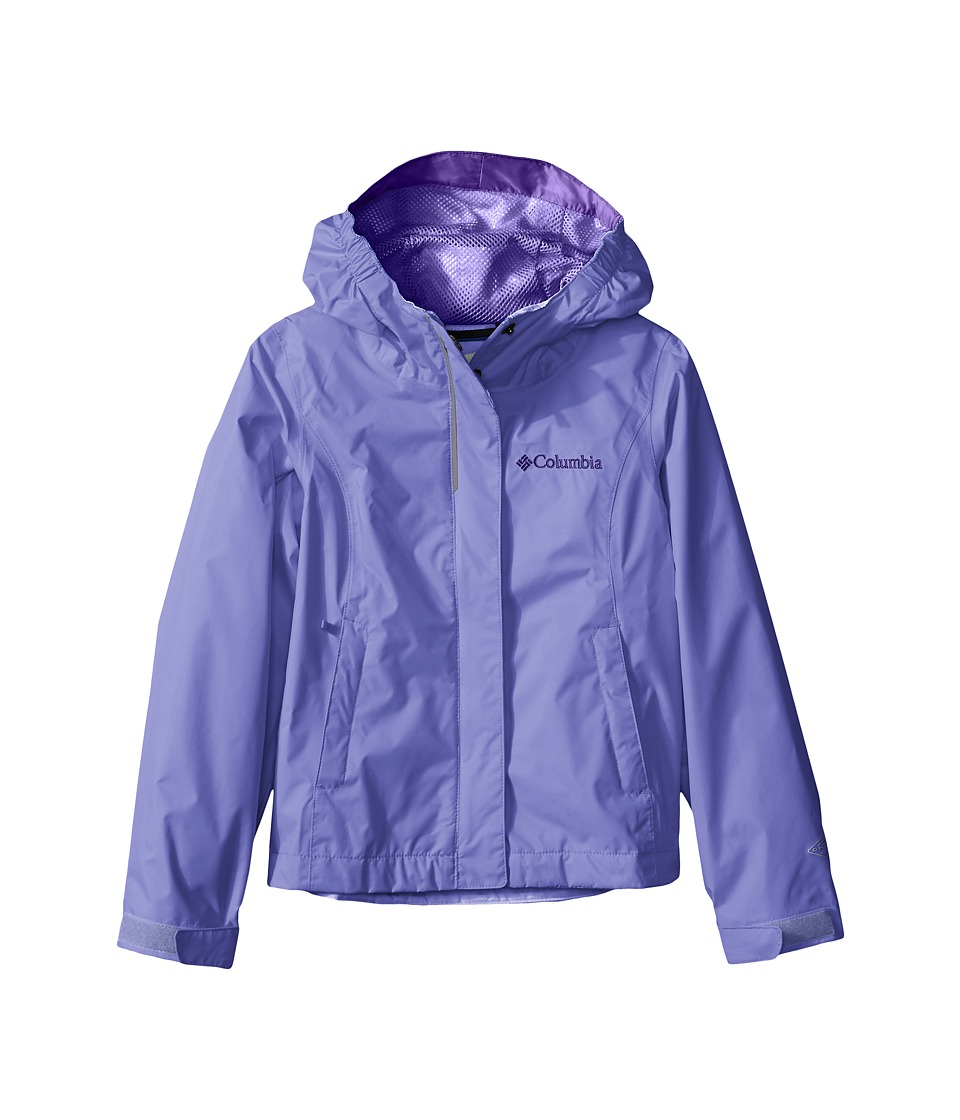 Columbia Kids Arcadia Jacket Little Kids/Big Kids Pale Purple Girls Coat