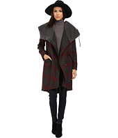 BB Dakota - Arrington Plaid Coat and Wubby Lined Hood