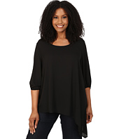 Karen Kane Plus - Plus Size Asymmetrical Top