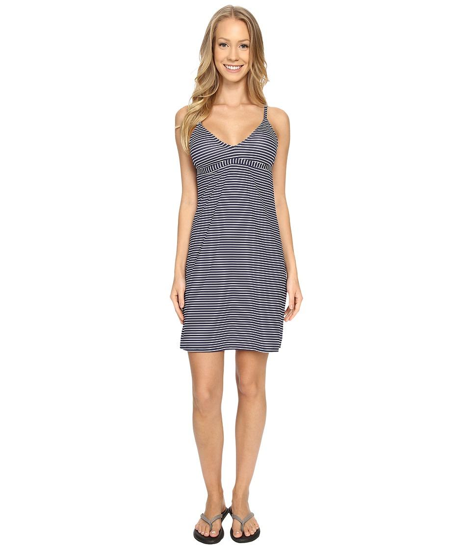 Carve Designs Gansett Dress Anchor Stripe Womens Dress