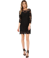 BB Dakota - Natalia V-Back Lace Dress