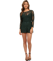 BB Dakota - Dasha Long Sleeve Lace Romper