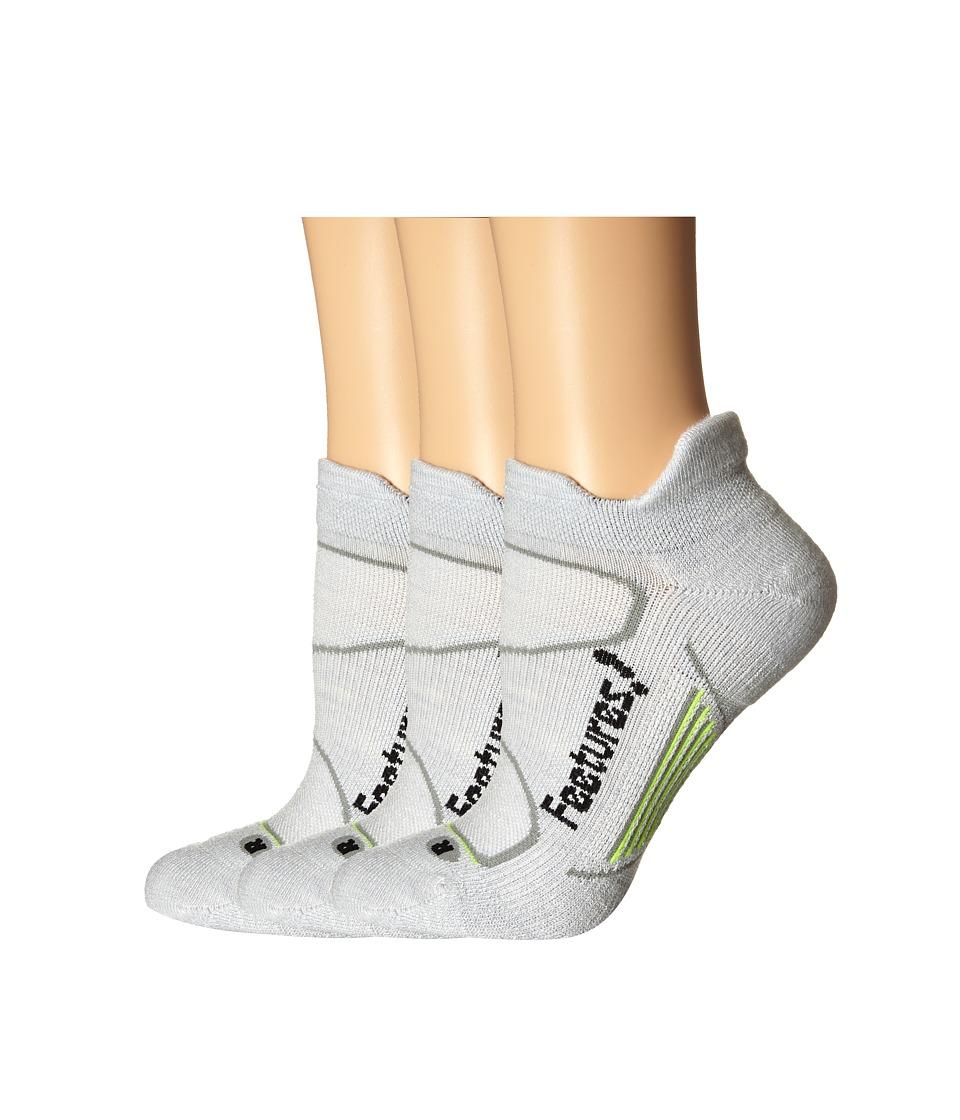 Feetures - Elite Merino+ Light Cushion No Show Tab 3