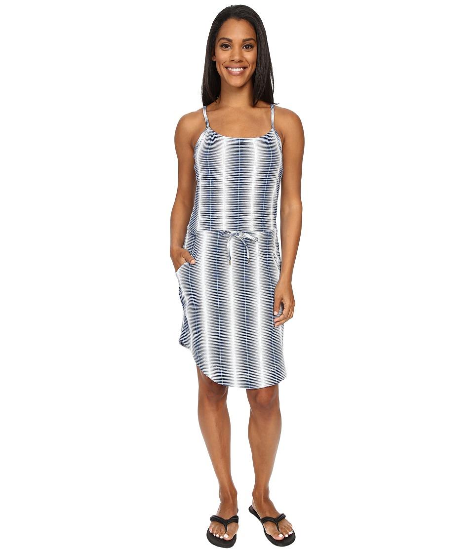 Carve Designs Ella Dress Anchor Tarifa Womens Dress