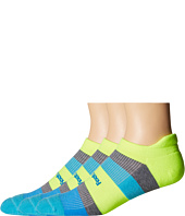 Feetures - High Performance Light Cushion No Show Tab 3-Pair Pack