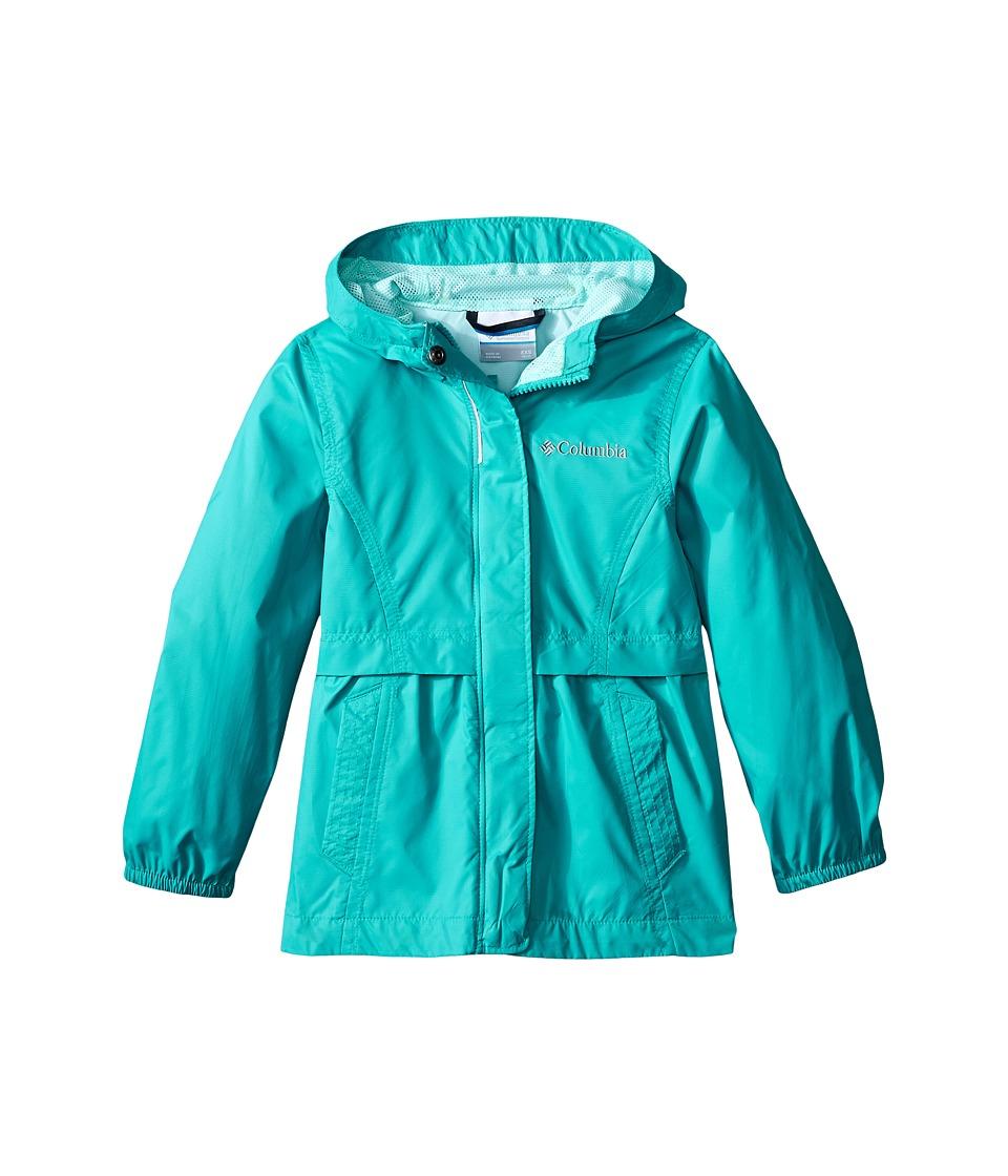 Columbia Kids Pardon My Trench Rain Jacket Little Kids/Big Kids Miami Girls Coat