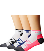 Zensah - Peek Running Sock 3-Pack