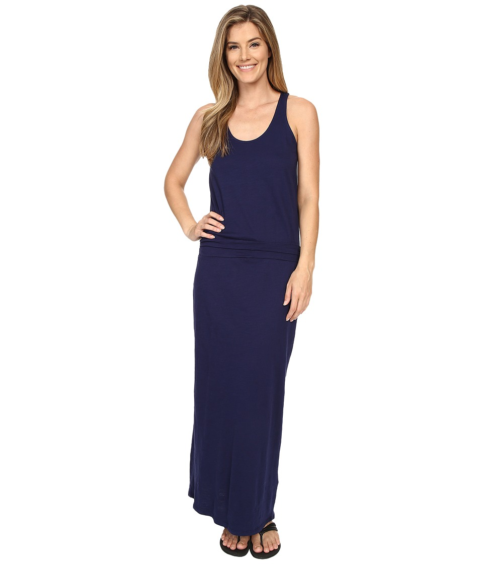 Carve Designs Anderson Maxi Dress Anchor Womens Dress