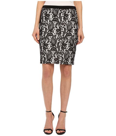 Karen Kane Bonded Lace Skirt