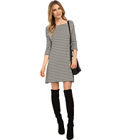BB Dakota - Disa Striped French Terry Shift Dress