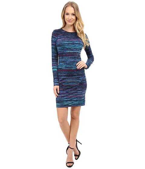 Karen Kane Celestial Stripe Sheath Dress