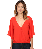 BB Dakota - River Crepe de Chine Flowy Tee