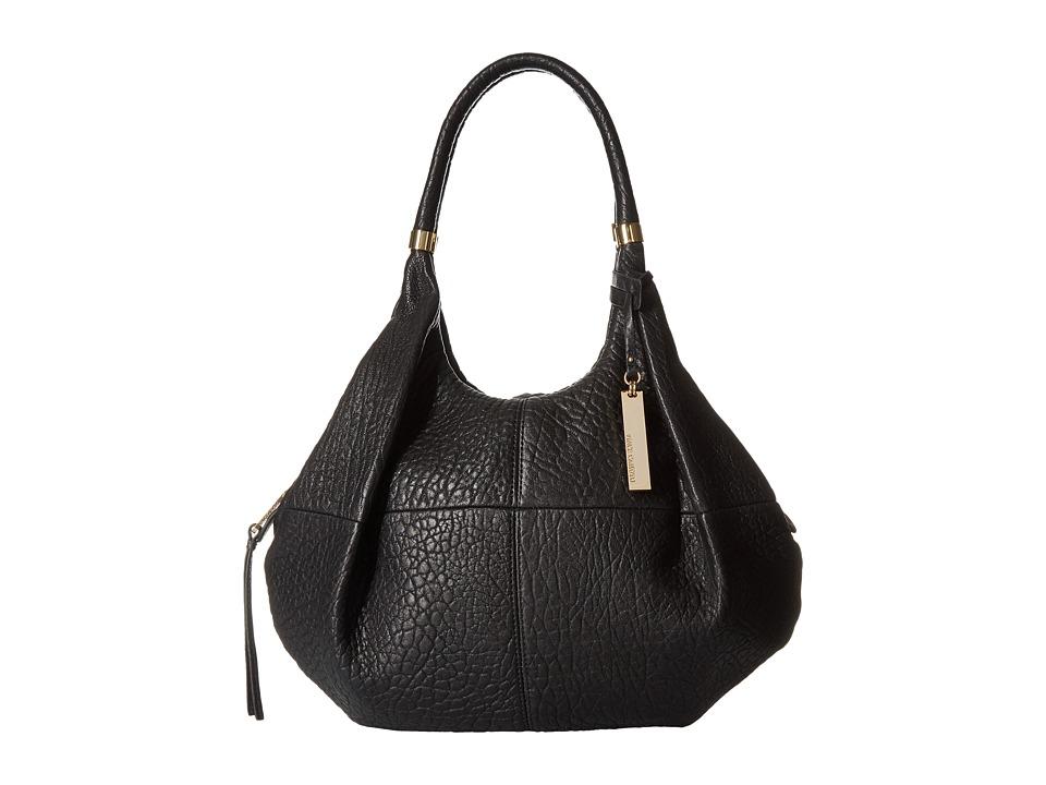 Vince Camuto - Marlo Medium Hobo (Black) Hobo Handbags