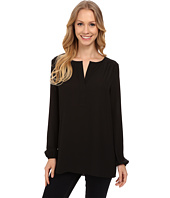 Karen Kane - Side-Slit Blouse