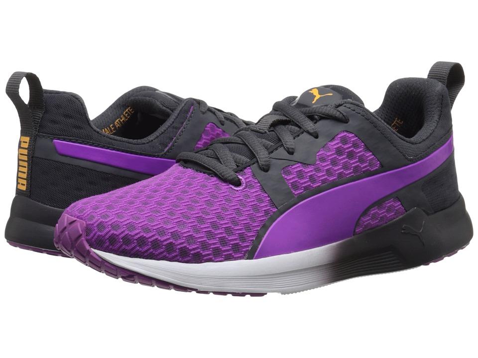 PUMA - Pulse XT v2 Core (Purple Cactus Flower/Periscope/White/Zinnia) Womens Shoes