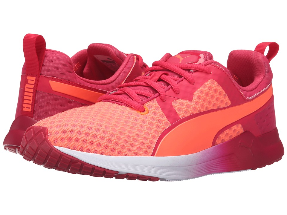 PUMA Pulse XT v2 Core Fluo Peach/Rose Red/White Womens Shoes