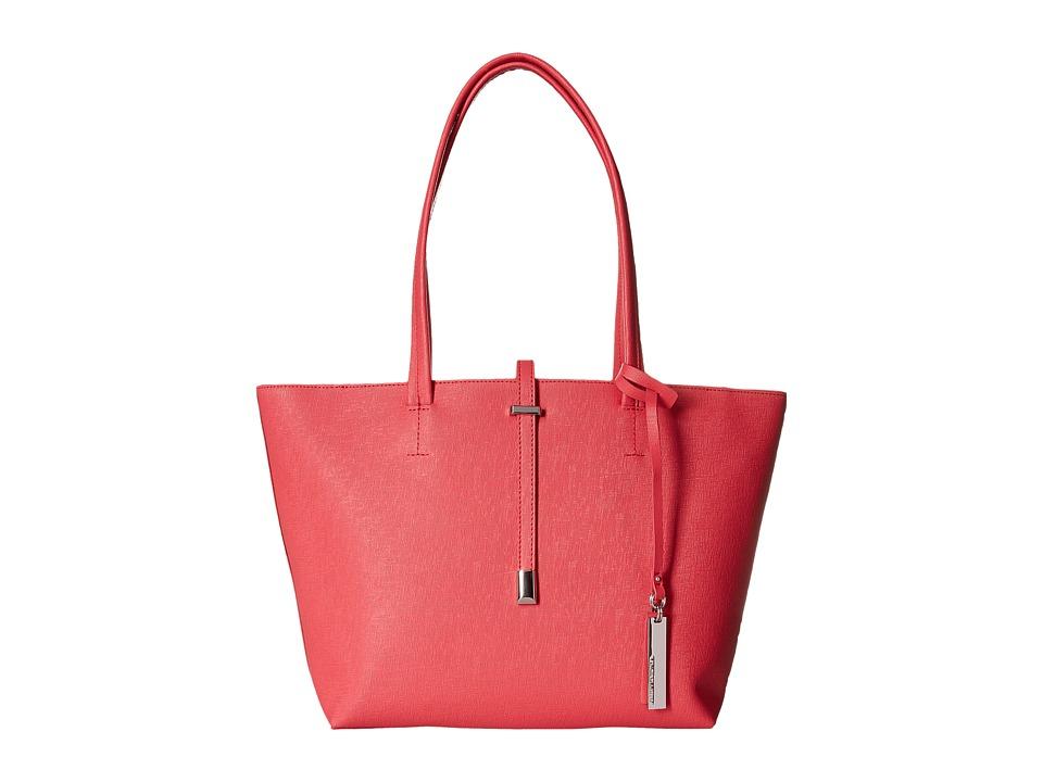 Vince Camuto - Leila Small Tote (Watermelon) Tote Handbags