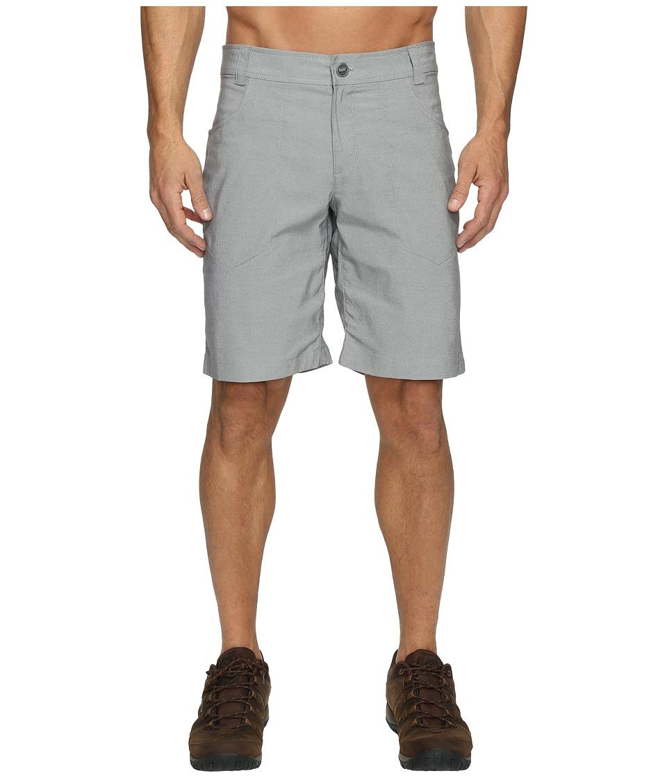Columbia Pilsner Peak Shorts (Grey Ash) Men