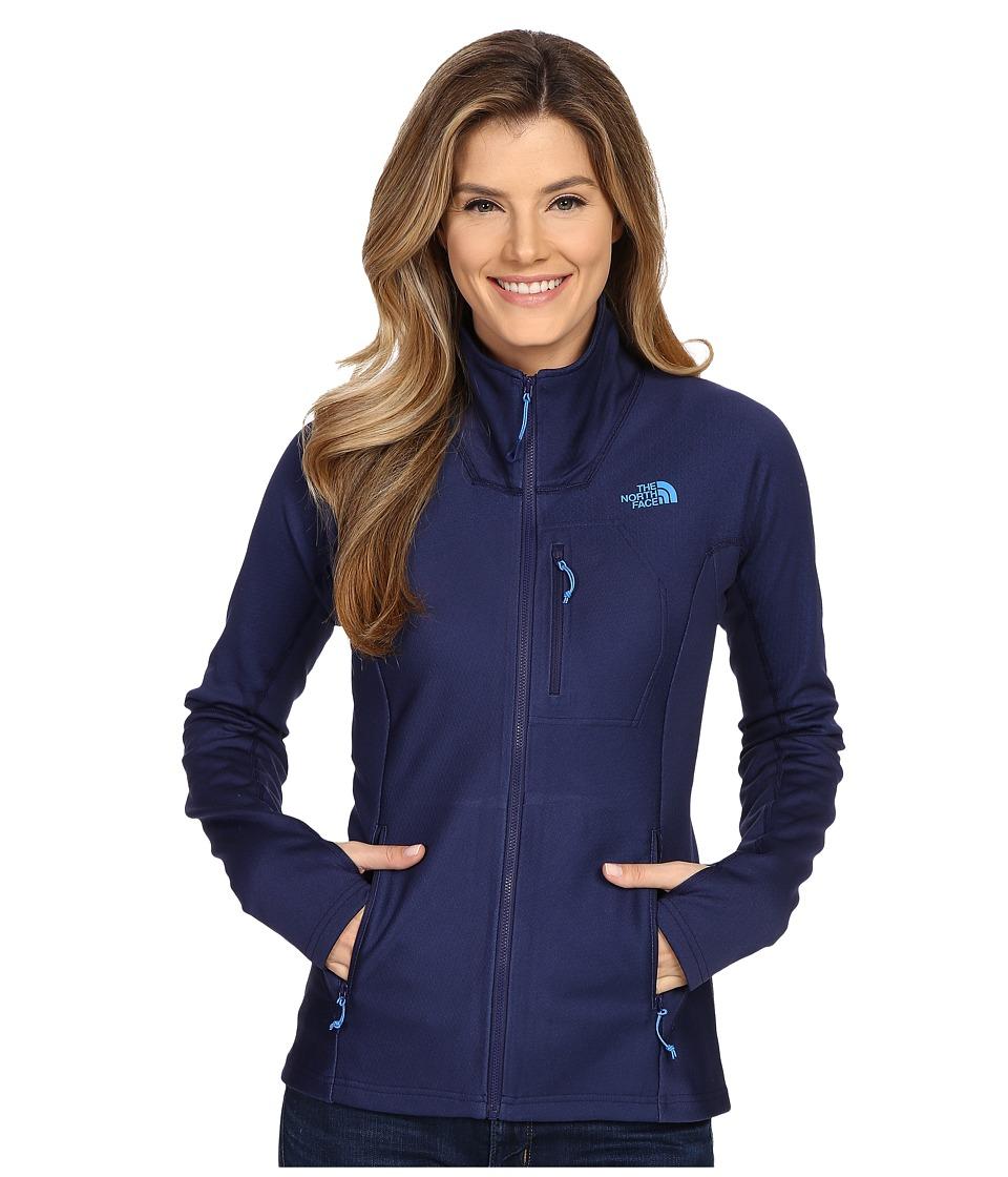 The North Face FuseForm Dolomiti Full Zip Patriot Blue Fuse Womens Coat